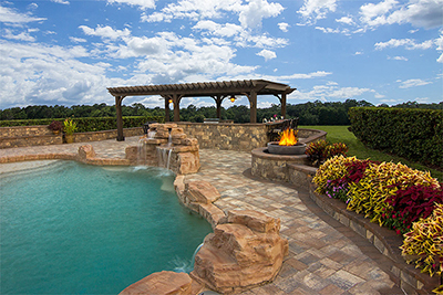 pool deck pavers by Allied Paver Systems